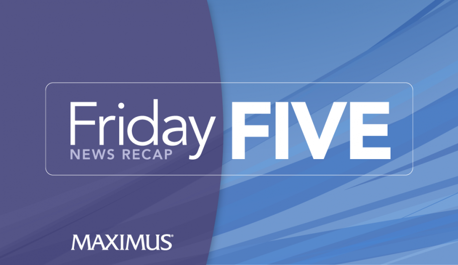 Friday Five: Federal agencies receive lowest average score for customer satisfaction
