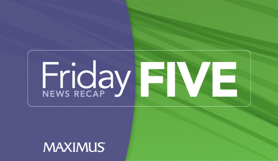 Friday Five: Call centers still a top priority despite digital transformation